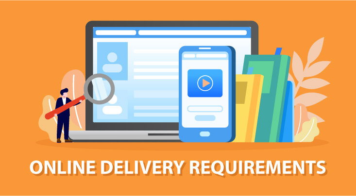 Online Delivery Requirements for Skills First